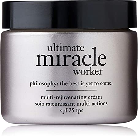 Philosophy SPF 25 Ultimate Miracle Worker, 2 Ounce