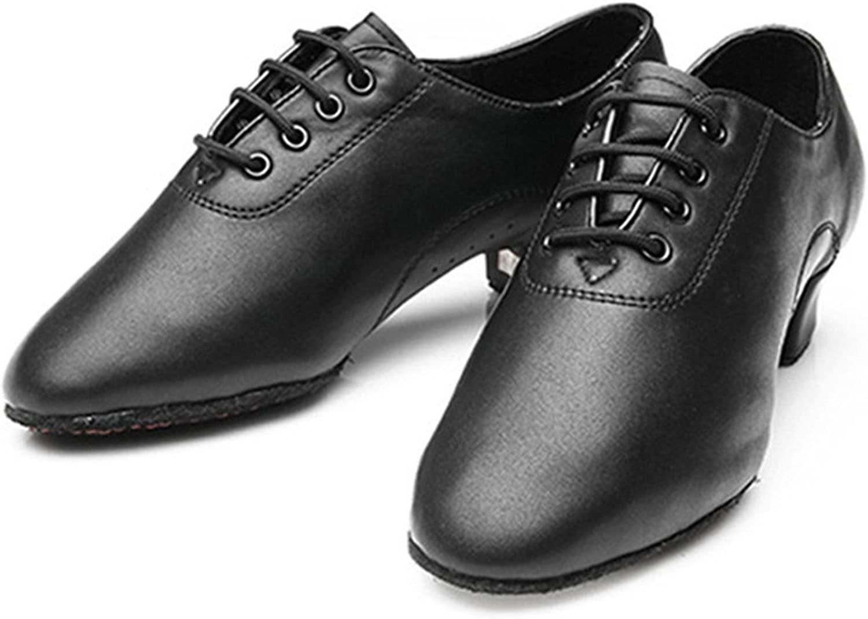 Hangpuzhend Modern Children Boys Mens Ballroom Latin Tango Dance Shoes Man Salsa
