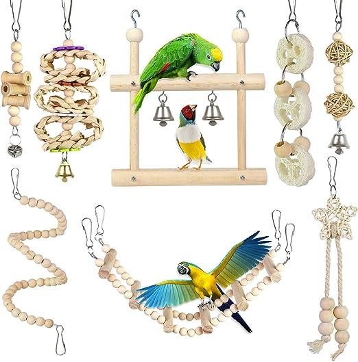 1606 ABC Legs Bird Toy
