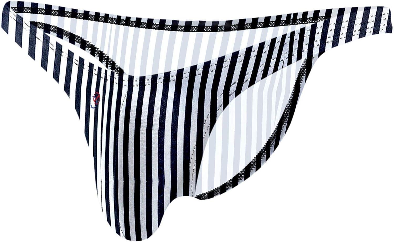 Large, Jail JOE SNYDER Bulge Bikini Print