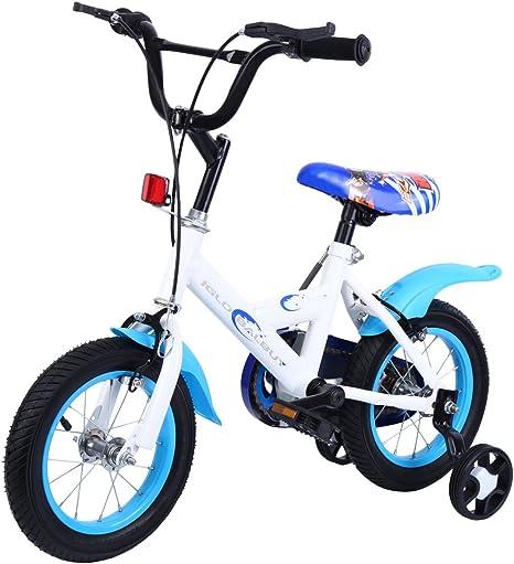 Ridgeyard 12 Pulgadas Bicicleta Infantil Estudio Aprendizaje ...