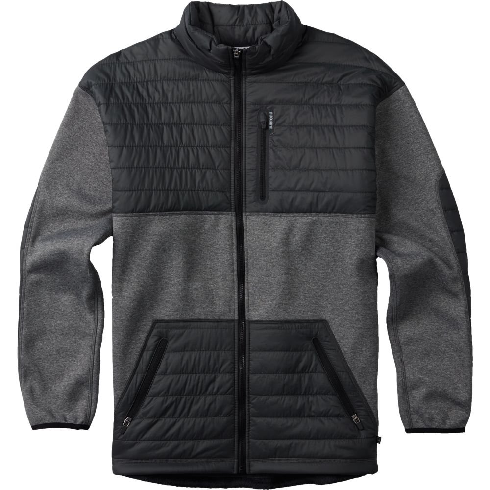 Burton Herren Backside Fleecejacke