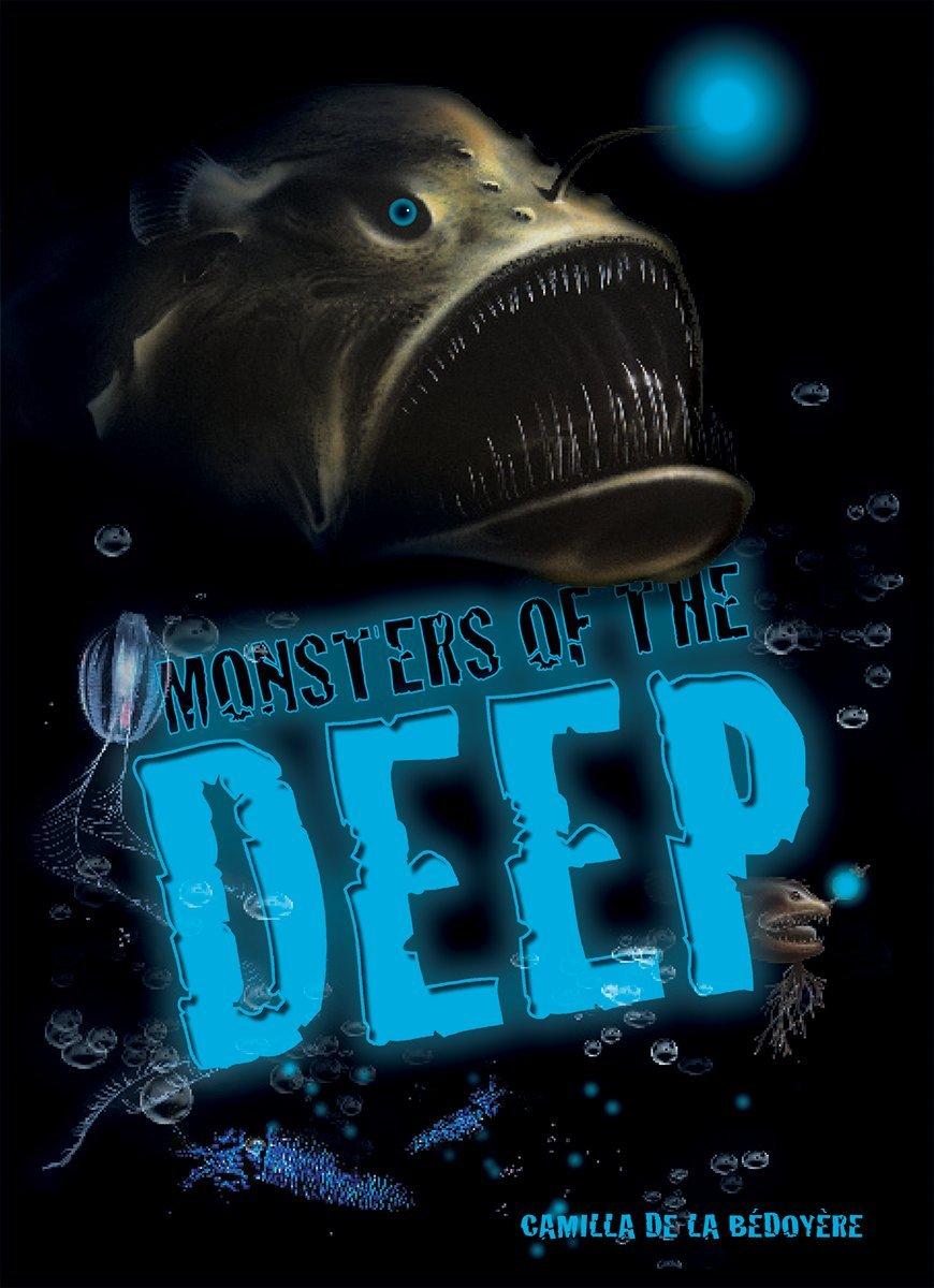 Monsters of the Deep pdf epub