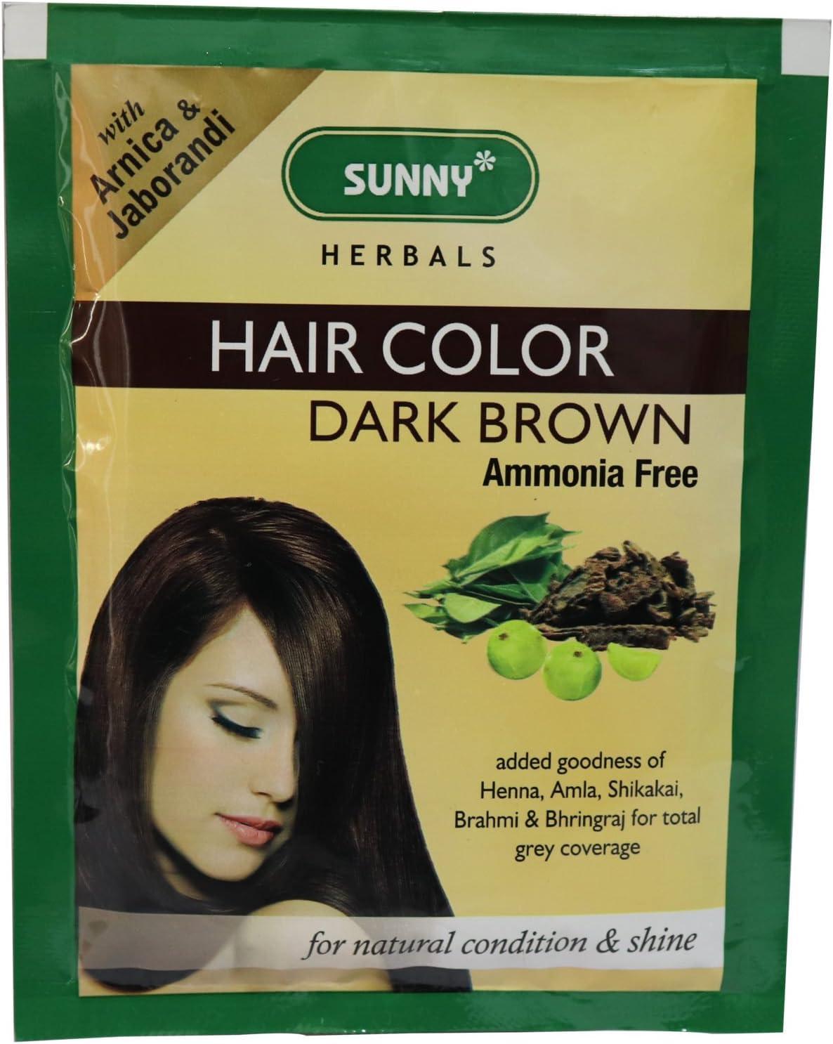 Baksons Heena - Tinte para el pelo en polvo, color natural ...