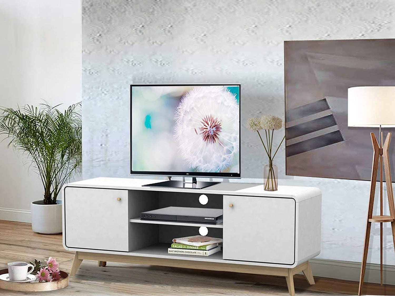 Carmen HiFi TV-Bank Board Lowboard Fernsehtisch ...