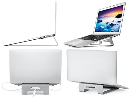 Lts 2 Laptop Halter Hp Probook 640 G3 Aluminium Ständer