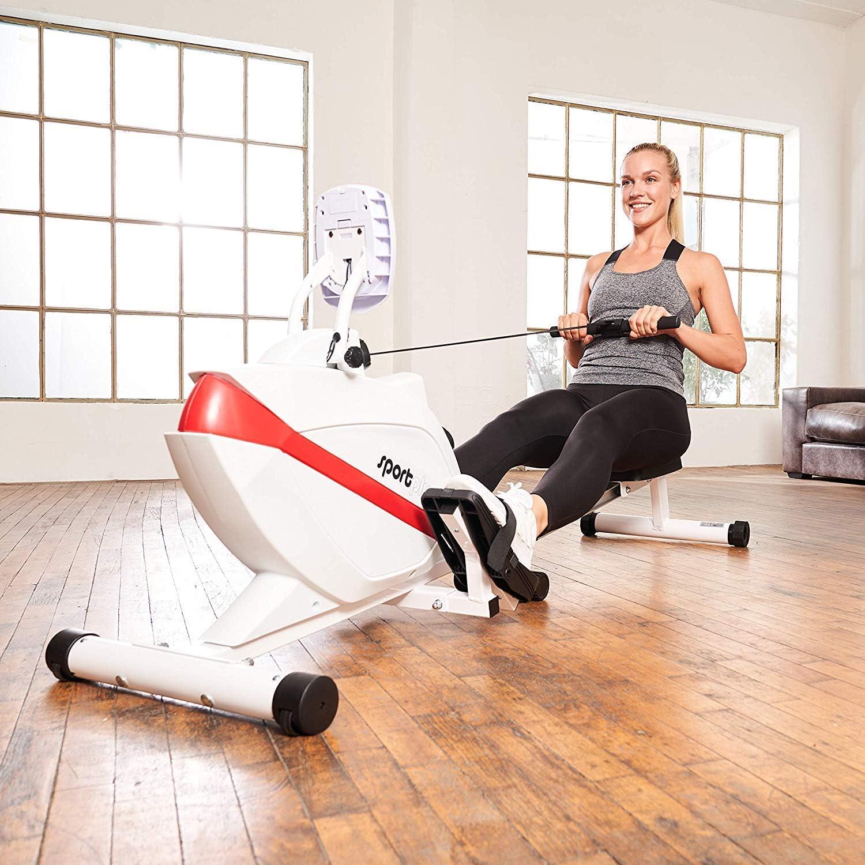 Máquina de Remo Fitness para casa