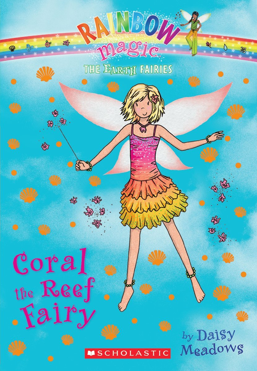 Download The Earth Fairies #4: Coral the Reef Fairy ebook