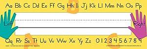 Eureka Student Name Plates for Classrooms, 36pc, 9.62