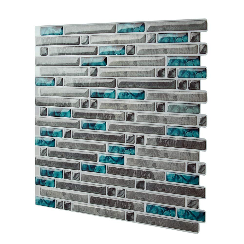 Amazon.com: Cocotik Peel and Stick Tile 10.5\