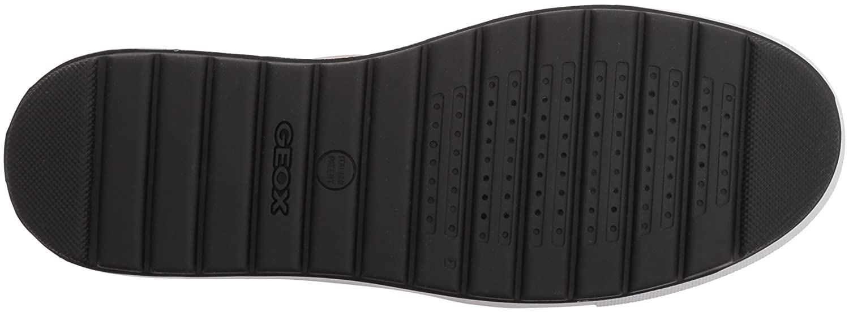Geox B074H94VYJ Women's Breeda 14 Sneaker B074H94VYJ Geox 35 M EU (5 US)|Black/White 8df5e1