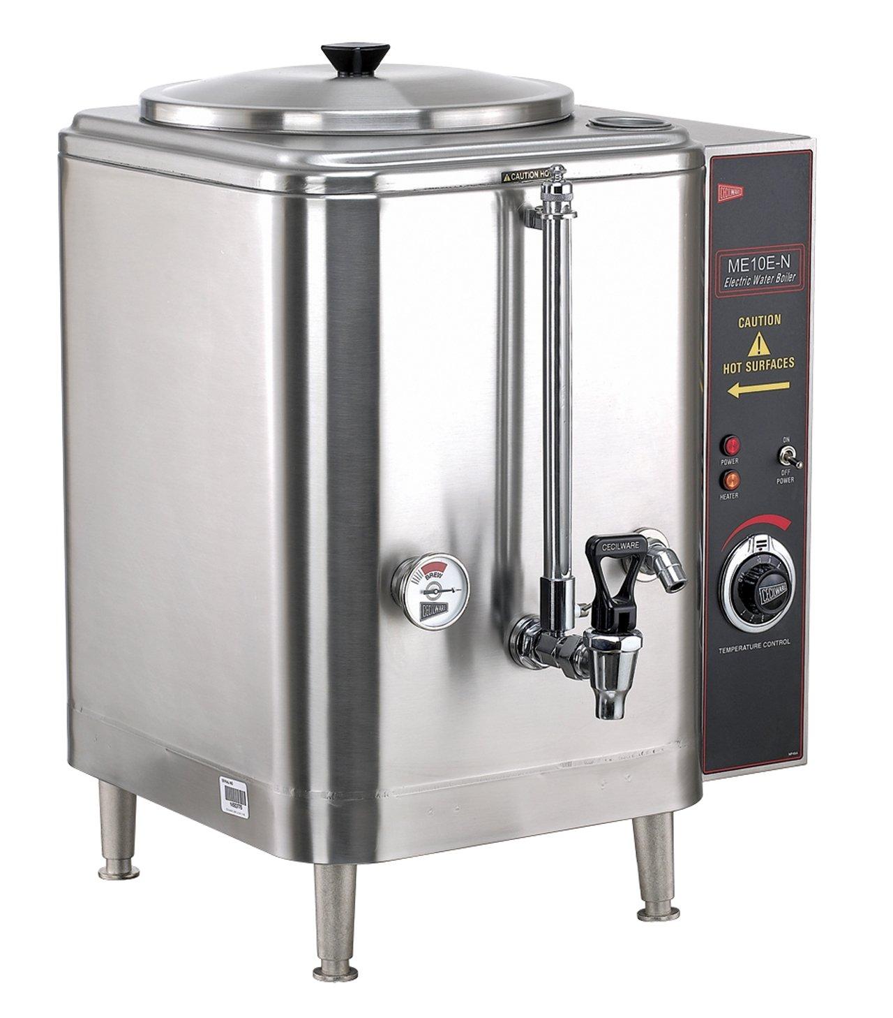 Grindmaster-Cecilware ME15EN 120-volt/1pH Electric Water Boiler, 15-Gallon