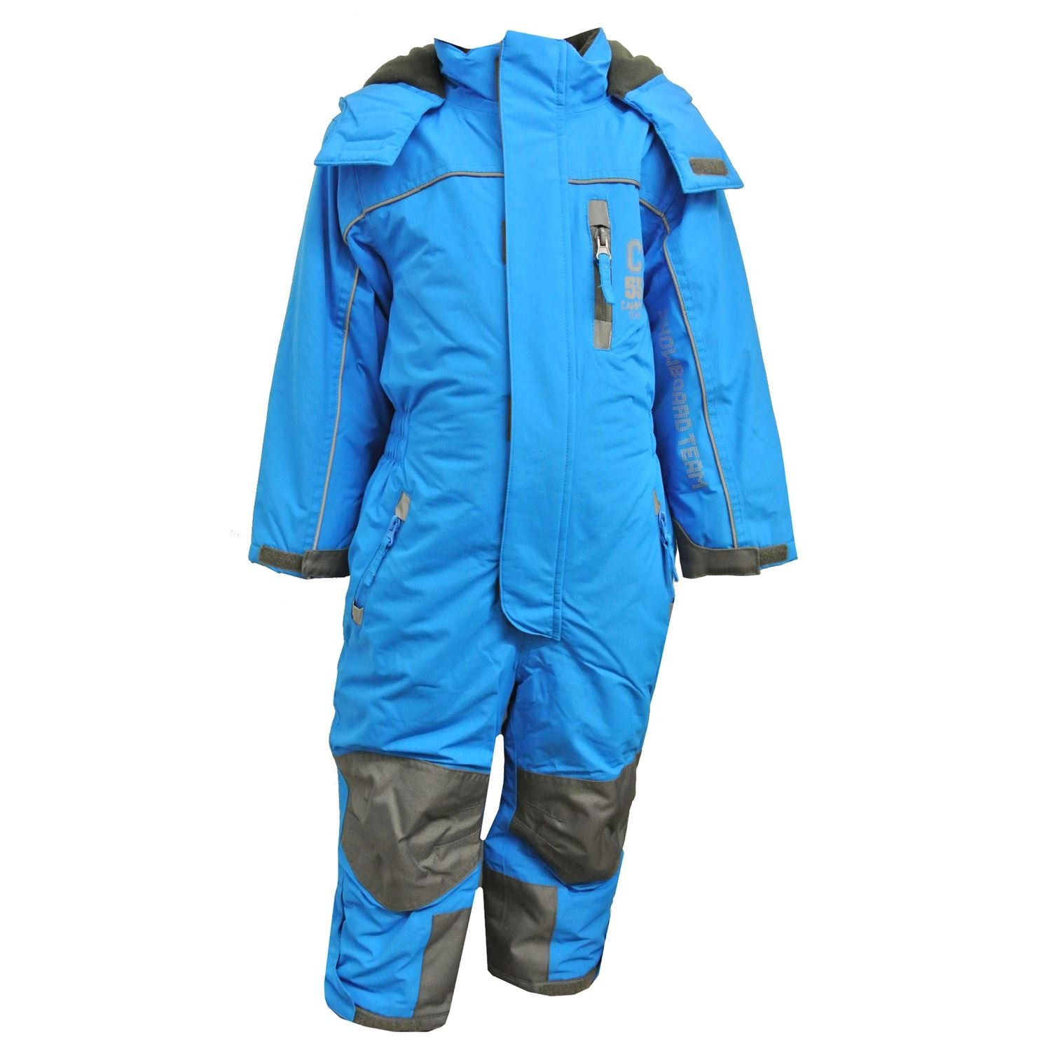 Outburst - Boy Snowoverall Jumpsuit 10.000 mm water column, blue - 3711900