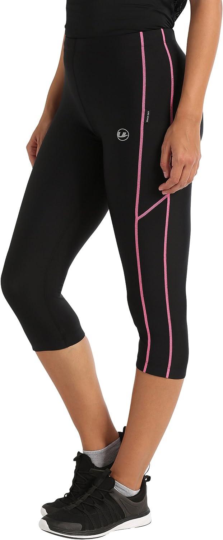 Pantalone Jogging Lunghi Donna Ultrasport Effetto Compressivo E Funzione Quick Dry