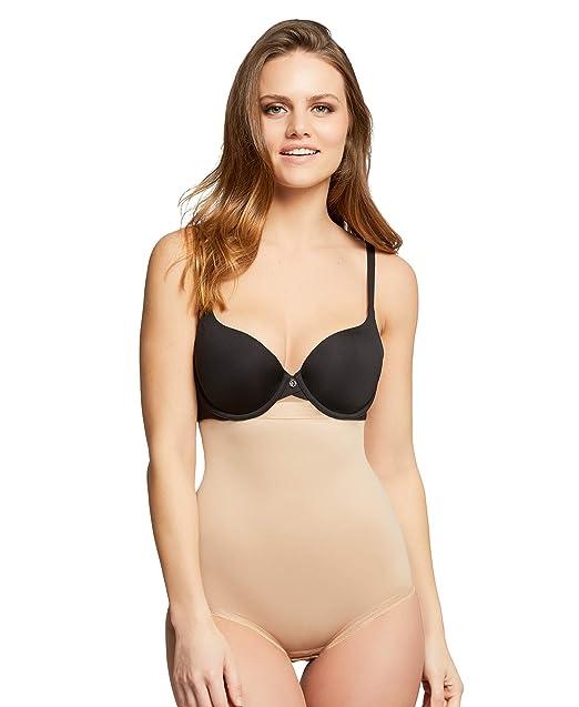 bdf0f5b46b1 Plus Size Shapewear for Women Firm Tummy Control Slimming Body Shaper  Girdle High-Waist Panty