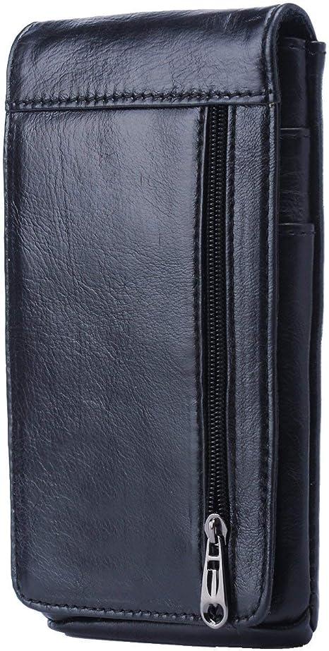 Cartes de Cr/édit Homme//Femme Billets OrgaWise Sac Banane pour Tt/él/éphone Portable Argent Passeports
