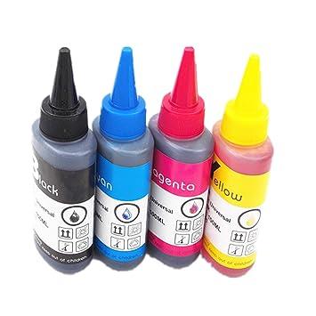 inkarena botella de recarga de tinta para Brother LC123 LC223 ...