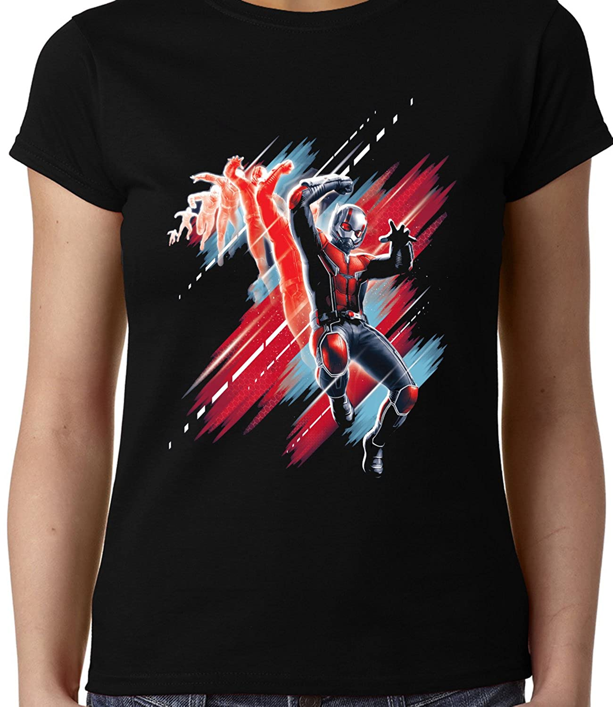 ae33576a45f07 niev Graphic Printed T-Shirt for Women | Superhero T-Shirt |Marvel T-Shirt|Avengers  T-Shirt|Comics T-Shirt | Half Sleeve T-Shirt | Round Neck T Shirt | 100% ...