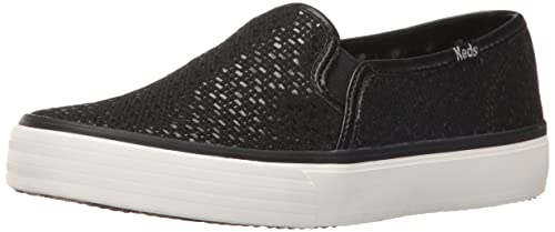 Keds Women's Double Decker Matte Woven Fashion Sneaker