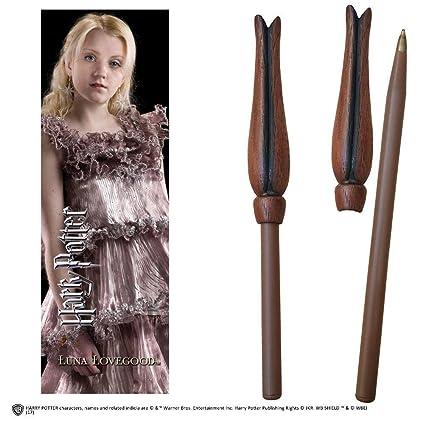Wand Len amazon com harry potter wand pen and bookmark