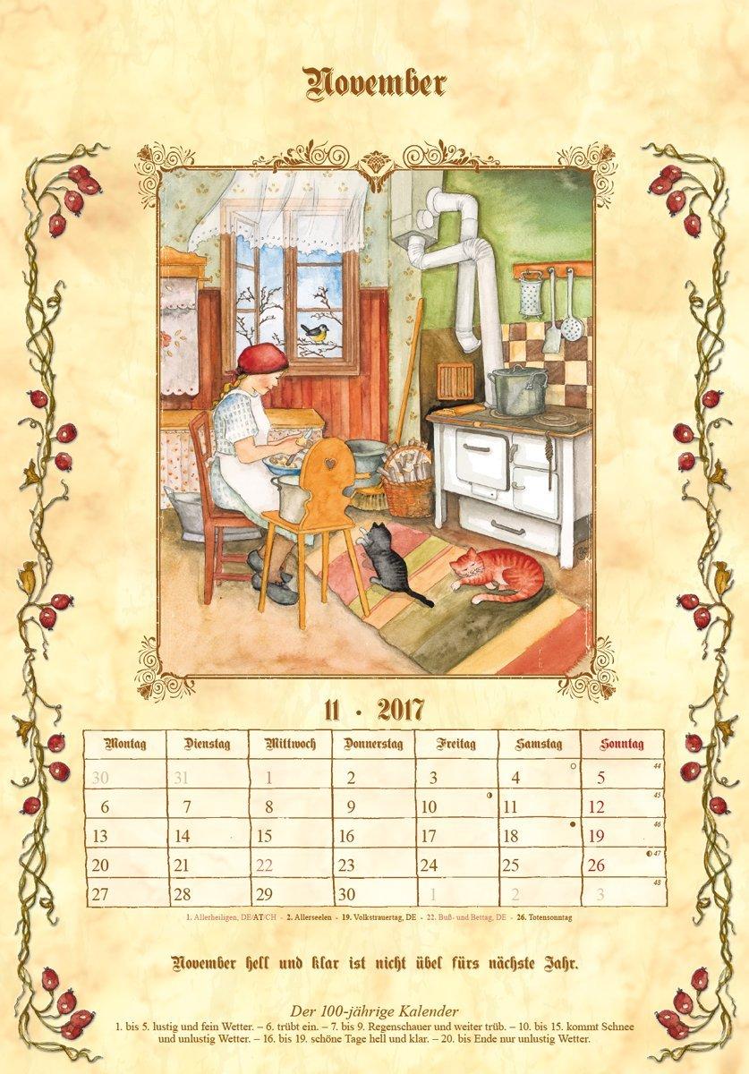 Bauernkalender 2017 9783840772108 Amazon Com Books