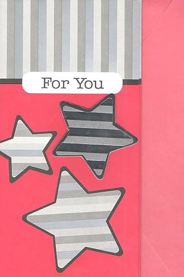 Amazon Com Embossed Silver Foil Handmade Money Or Gift Card Holders