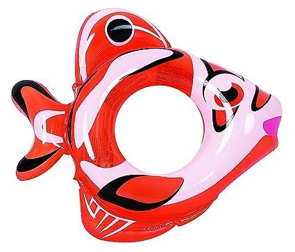 Amazon.com: rhinomaster Play aventureros peces piscina ...