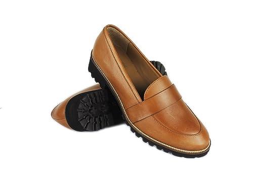 Zerimar Leder Schuhe Damen | Schuhe Damen Sommer | Leder