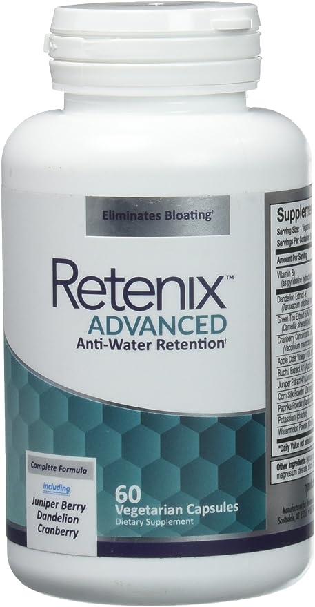 Retenix Advanced - Bästa Vätskedrivande