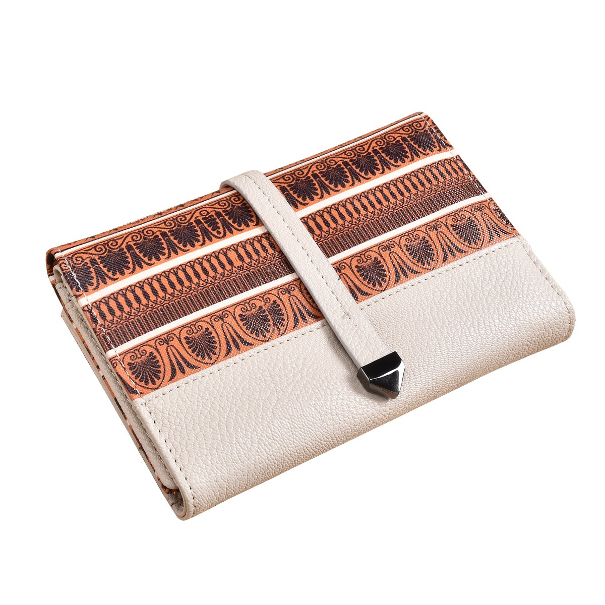 f21de58367db Epokris Womens Multi Card Case Purse Organizer Thin Gift Wallet for Girls  QB015