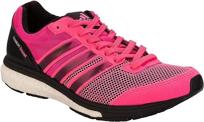 adidas Hombre Adizero Boston Boost 5 Zapatillas para Correr Rosa Size: 37.5 EU: adidas: Amazon.es: Zapatos y complementos