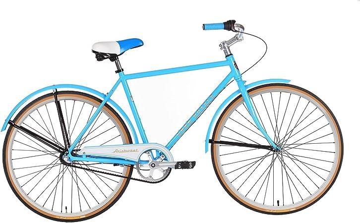 Copenhagen Parts - Manillar para bicicleta con cesta integrada, color plateado: Amazon.es: Deportes y aire libre