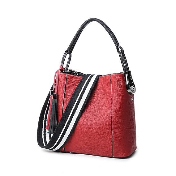 Handtasche PU Frühling / Sommer Neue Handtasche Koreanische Art Und Weise Umhängetasche,A3-OneSize BFMEI