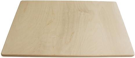 Tabla de Pasta (madera de tilo cm.Grosor 60 x 120 cm). 3 ...