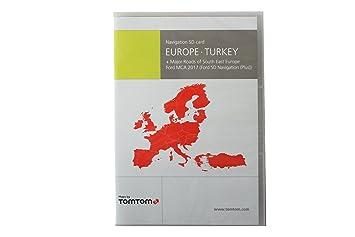Tarjeta SD Europa + Turquía Ford MCA 2017 - TomTom ...