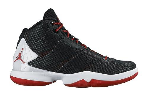 1ec048b6ccc Nike Jordan Kids Jordan Super.Fly 4 Bg Black Gym Red White Infrared 23  Basketball Shoe 5 Kids US  Amazon.ca  Shoes   Handbags