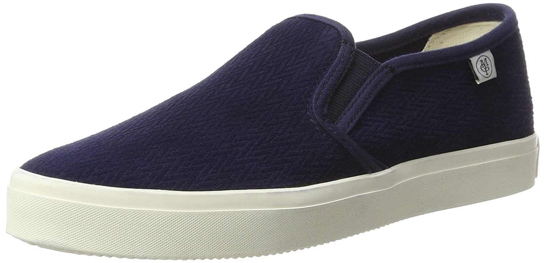 Damen 70213943502300 Sneaker, Blau (Dark Blue), 38 EU Marc O'Polo