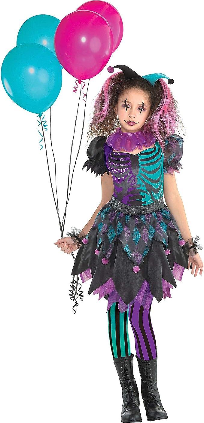 SUIT YOURSELF Disfraz de arlequín encantado para Halloween, para ...