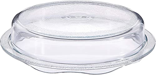 Cuchina Safe 2-in-1 Cover 'n Cook  Microwave Plate Cover