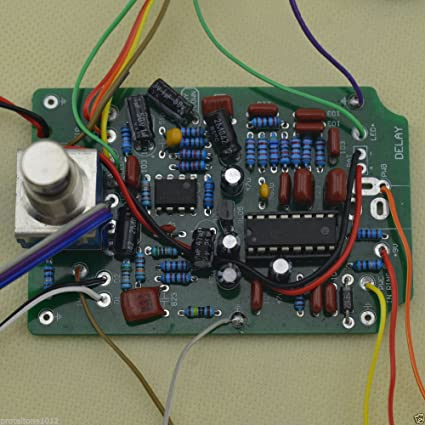 Guitar Delay Pedal Schematic on eq pedal schematic, guitar tube preamp schematic, reverb pedal schematic,