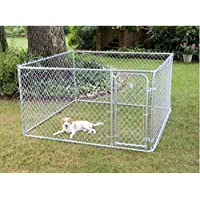 FENCEMASTER Box Dog Kennel and Dog Pen System