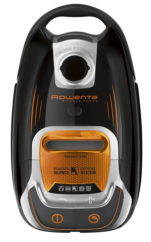 Rowenta Silence Force RO6495 - Aspiradora (500 W, A++, 21 kWh, Aspiradora cilíndrica, Bolsa para el polvo, 4,5 L): Amazon.es: Hogar