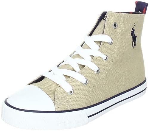 Polo Ralph Lauren Montauk Hi 99024 - Zapatillas de Lona para niños ...