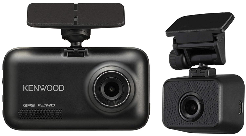 KENWOOD スタンドアローン型前後撮影対応2カメラドライブレコーダー DRV-MR740