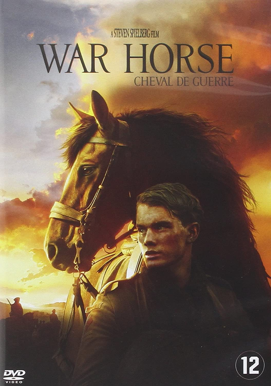 War Horse Blu-ray SteelBook (Region Free)