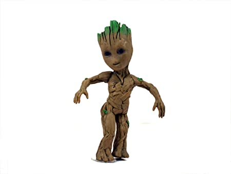 Star Gardens Dancing Groot Home Decoration Avengers Tree Man Groot Pots Decoration Groot Decor Cartoon Thyme Unique Trendy Design Fairy Garden Home Decor Imported Sg Pvc 005 Amazon In Garden Outdoors Stick man, an animated twig, lives with his stick lady love and their children in the family tree. dancing groot home decoration avengers