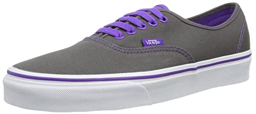Vans U AUTHENTIC (POP) PEWTER EL Sneaker ea67115e177