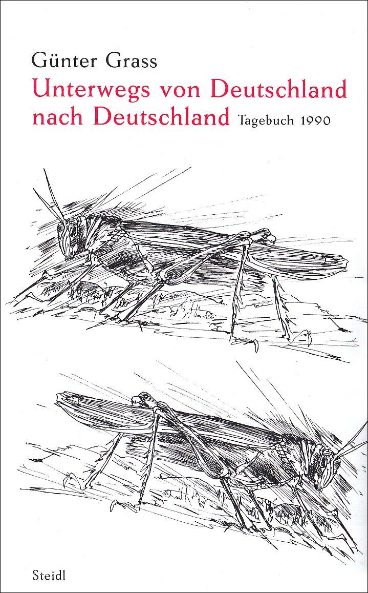 Unterwegs von Deutschland nach Deutschland: Tagebuch 1990