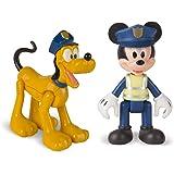 Mickey Mouse Mickey+ Pluto POLICIA Propio 182332