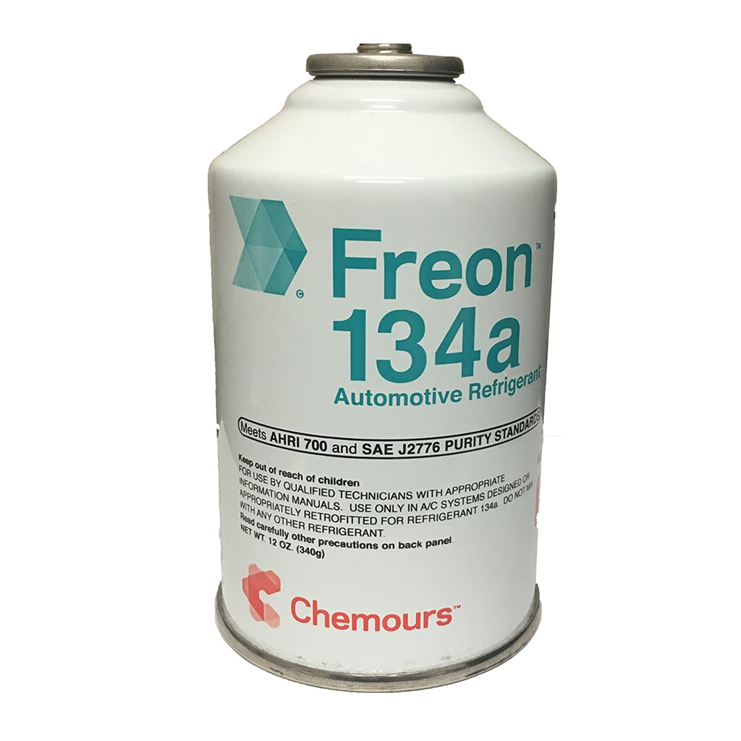 How Much Is Freon >> Dupont Suva R 134a Refrigerant 12oz 1 Can
